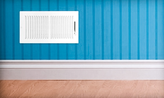 Green Heat Services - Seattle: Home-Ventilation Package with Air-Duct Cleaning with Furnace Inspection and Optional Dryer-Vent Cleaning from Green Heat Services (87% Off)