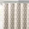Logan by Artistic Linen Shower Curtain