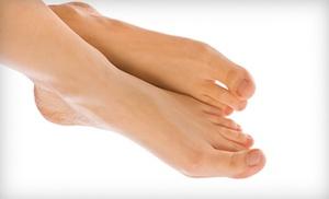 LifeStyle Podiatry: $159 for Toenail Reconstruction for Both Feet at LifeStyle Podiatry ($600 Value)