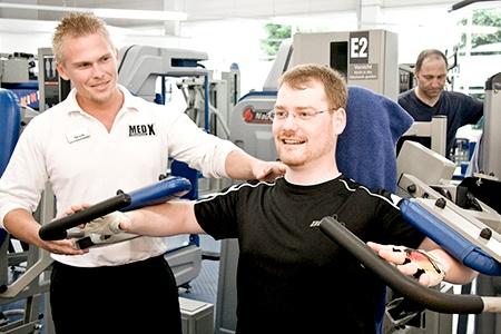 1, 2 oder 3 Monate Mitgliedschaft im Sportstudio Med X Training (bis zu 76% sparen*)