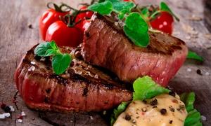 Dellusso Restaurant & Shop: 3-daniowe menu dedykowane dla 2 osób za 119,90 zł w restauracji Dellusso (zamiast 200 zł)