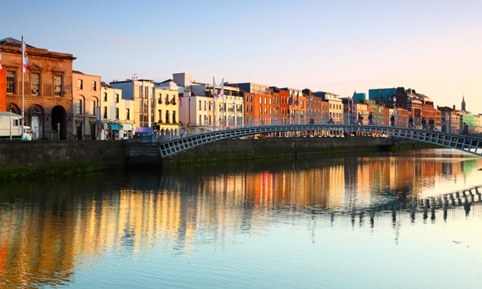 Ireland Escorted Tour with Airfare - Newpark Hotel: 6-Day Ireland Tour with Round-Trip Airfare, Hotels, and a Professional Driver from Great Value Vacations