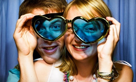 $299 for a Three-Hour Graffiti Photo-Booth Rental Package from B.A. Looney & Co. ($700 Value)