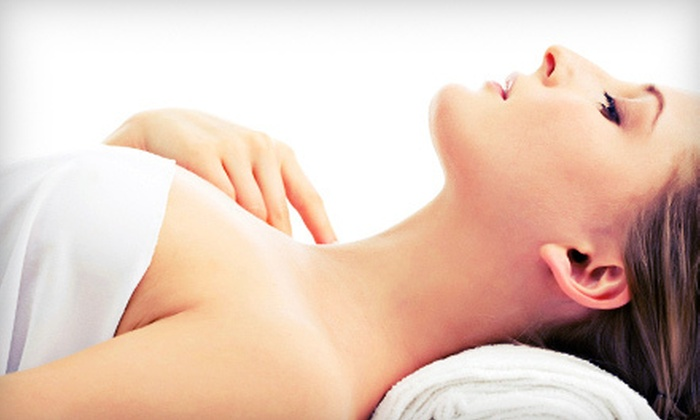 Revive Spa - Multiple Locations: Body-Wrap-and-Massage Package or One or Two Infrared Body Wraps at Revive Spa (Up to 73% Off). Two Locations Available.
