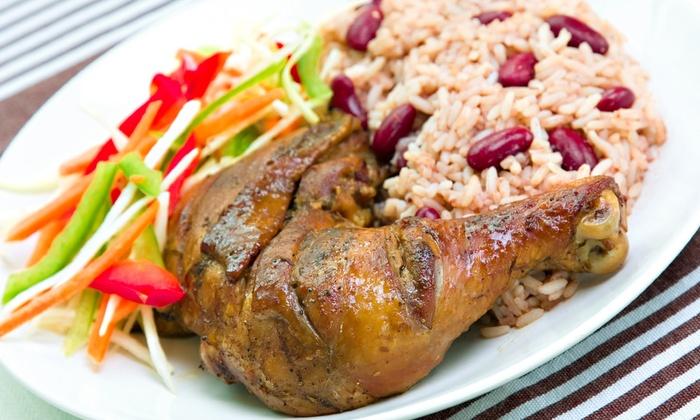Wat U Makin' Jamaican - Joppatowne: $11 for $20 Worth of Jamaican Food at Wat U Makin' Jamaican