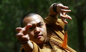 Shaolin Temple USA: Four Shaolin Kung Fu Classes at Shaolin Temple USA Culture Center (Up to 78% Off)