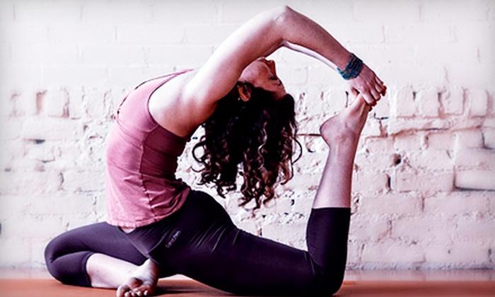 Shiva Shakti Yoga Center - South Side: 10 or 15 Yoga Classes at Shiva Shakti Yoga Center in Waltham (Up to 74% Off)