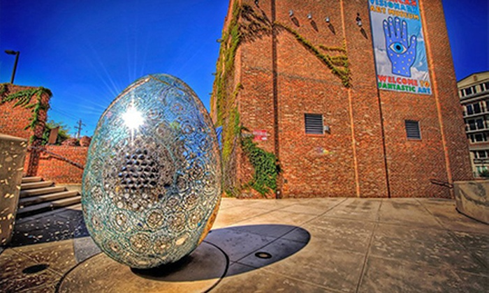 American Visionary Art Museum - Federal Hill: Visit to American Visionary Art Museum for One or Two (Up to 56% Off)