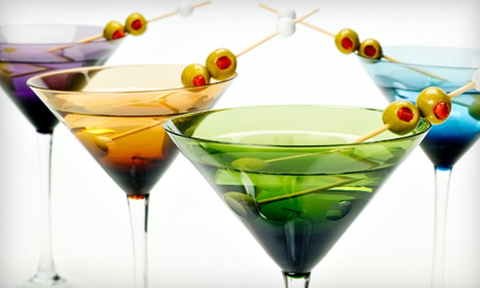 Lounge 33 - Riverside: $10 for $20 Worth of Martinis, Cocktails and Appetizers at Lounge 33