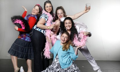 "image for Fun Girls Night Out ""Twas A Girls Night Before Christmas: The Musical"" on November 30 at 5 p.m."