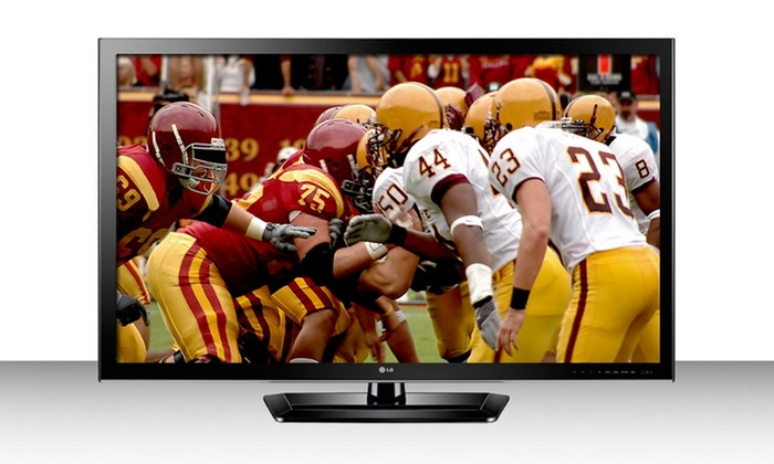 "LG 50"" 120hz LED TV (50LS4000): $599.99 for an LG 50"" 120hz LED TV (50LS4000) ($899.99 List Price). Free Shipping."