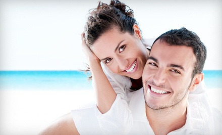 Dental Exam with Cleaning and X-rays, or Zoom! Teeth-Whitening Treatment at The Stein Dental Group (Up to 85% Off)