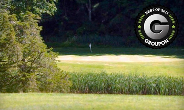 Banner Country Club - Moodus: $40 for an 18-Hole Golf Outing for Two with Cart Rental at Banner Country Club in Moodus (Up to $84 Value)
