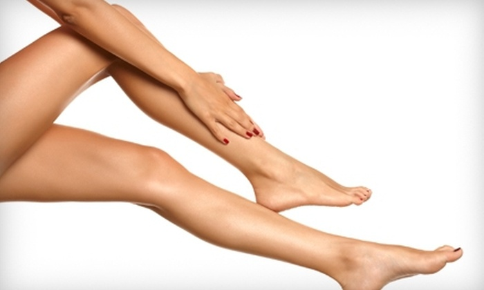 Metro Laser - Center City - Center City West: Six Laser Hair-Removal Treatments on a Small, Medium, Large, or Extra-Large Area at Metro Laser (Up to 87% Off)
