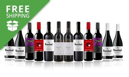 Free Shipping: $89 Premium South Australian Mixed Wines with Lindeman's Origins Shiraz Don't Pay $289