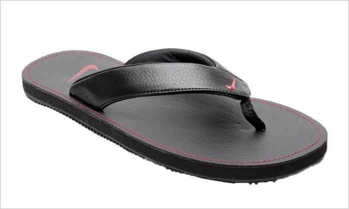 timeless design 35a3c 8b229 Rs.899 for Nike Men Chroma Thong Flip-Flops. Choose from 3 ...