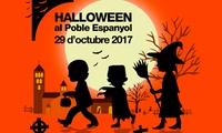 Entrada individual o familiar para un día especial Halloween con Poble Espanyol desde 5 €