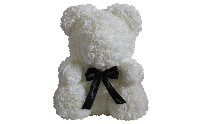 teddy aus rosen