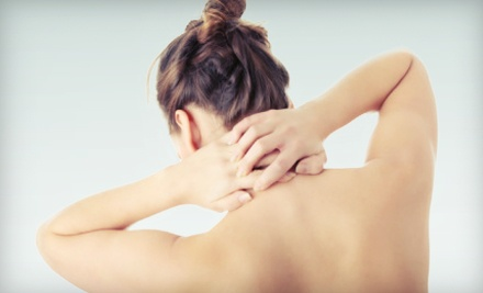 $29 for a Chiropractic Package with Treatments at United Chiropractic and Pecan Valley Chiropractic (Up to $386 Value)