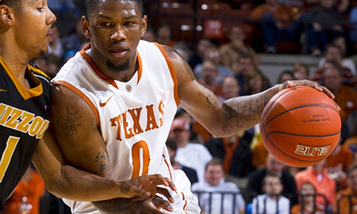University of Texas vs. UCLA Basketball - Astrodome: University of Texas Men's and Women's Basketball Games Against UCLA at Reliant Stadium on December 8 (Up to 63% Off)