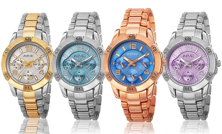 August Steiner Women's Multifunction Watch
