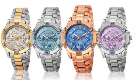 August Steiner Women's Multifunction Watch