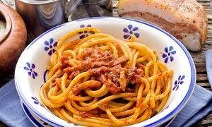 RISTORANTE ALEXANDER (POMEZIA): Menu italiano con antipasto, primo, secondo, dolce e vino (sconto fino a 72%)