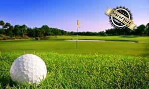 """West Golf: 4 Wochen DGV-Platzreifekurs DGV-Platzreifekurs """"Deluxe"""" für ein oder zwei Personen beiWest Golf (bis zu 65% sparen*)"""