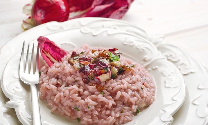 LE RIS - Invorio (NO): Menu con bis di risotti e vino da 24 €