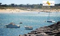 Proche Royan plages : 1 à 3 nuits en chambre double ou quadruple avec petit déjeuner à lhôtel Les Atlantes pour 2 ou 4