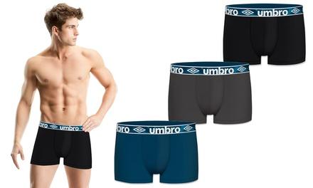 Umbro Men's Boxers