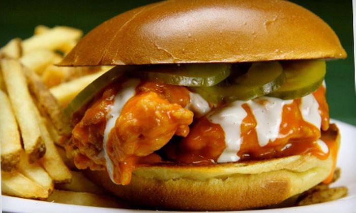 Beef O Brady's - Tarpon Woods: $10 for $20 Worth of American Food at Beef O Brady's