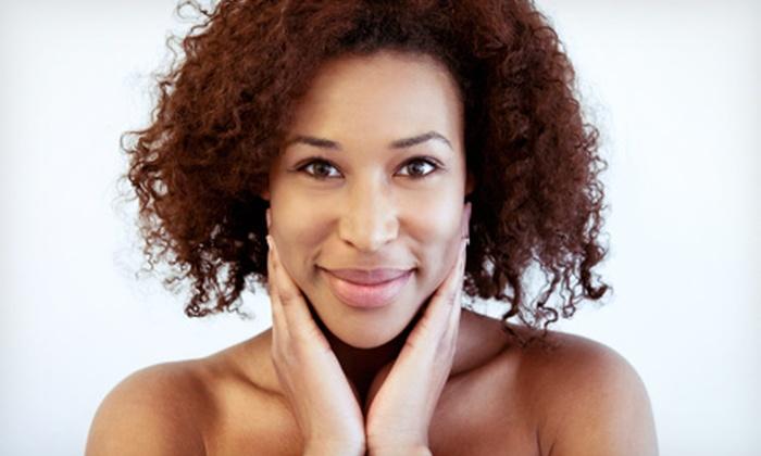 Scalp & Skin Treatment Center - Arnetta James: Hydrating Cucumber Facial or Swedish Massage or Both at Scalp & Skin Treatment Center (59% Off)