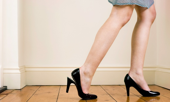 Austin Shoe Hospital - Multiple Locations: Women's or Men's Heel Replacement at Austin Shoe Hospital (Up to 62% Off)