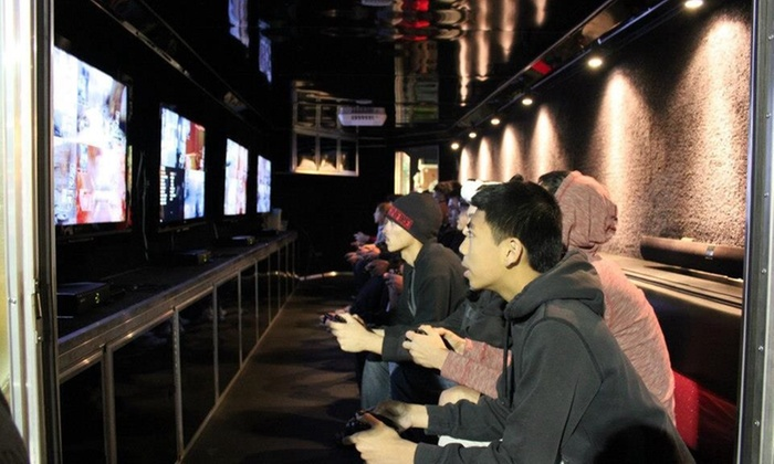 Bay Area Rolling Video Games - San Francisco: $10 for $20 Toward Event Equipment Rental — Bay Area Rolling Video Games