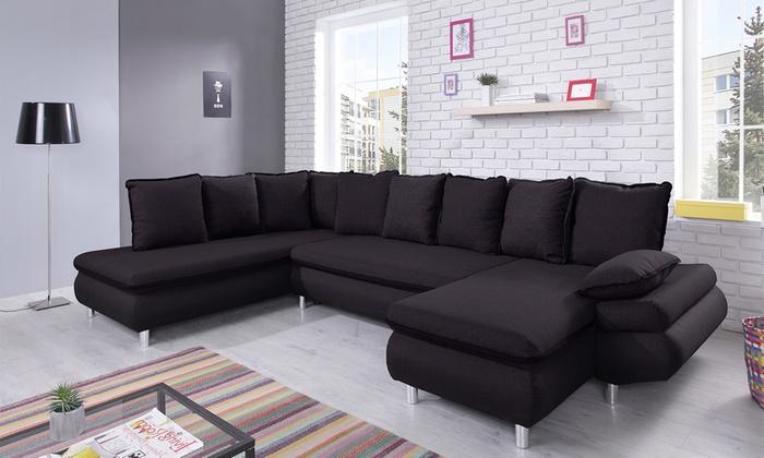canap nestor convertible groupon shopping. Black Bedroom Furniture Sets. Home Design Ideas