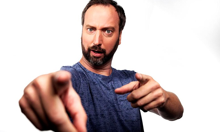 The Tom Green Show - Las Vegas, NV: The Tom Green Show at Vinyl at Hard Rock Hotel and Casino on March 7–17 at 7:30 p.m. (Up to 44% Off)