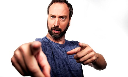 The Tom Green Show at Vinyl at Hard Rock Hotel and Casino on March 7–17 at 7:30 p.m. (Up to 44% Off)