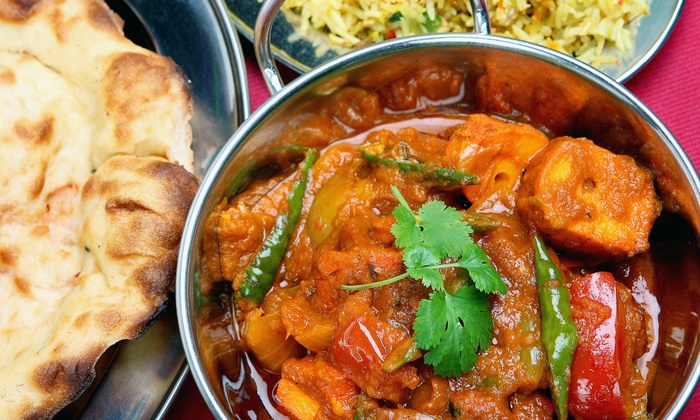 Saffron Grill - North Northgate Way: $40 for $50 Worth Indian and Mediterranean Food at Saffron Grill