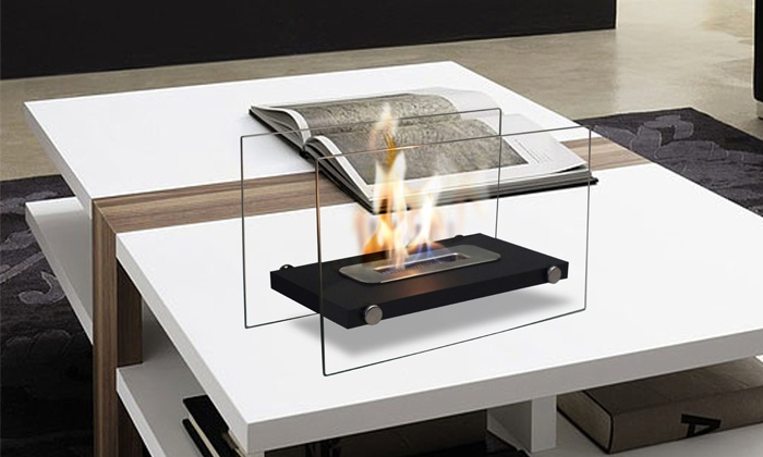 Calasca: Fine Living Bio-Ethanol Fireplaces from R359.99 Including Delivery (Up to 50% Off)