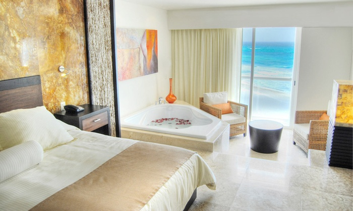 ... Sunset Lagoon   Cancun: $699 For A Four Night All Inclusive Stay At ...