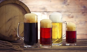 Brunch and Brewery Tour: Brunch, Bloodys, and Breweries Tour of Charlie's Bar and Gun Hill Brewing Co. + Bronx Brewery