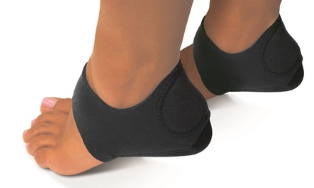 Shock-Absorbing and Cooling Plantar Fasciitis Therapy Wraps
