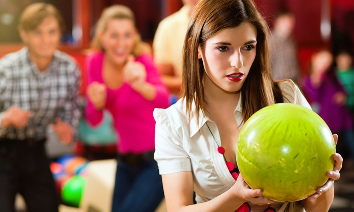 Country Club Lanes West - Burlington: Two Hours of Bowling and Shoe Rental for Up to Four or Eight at Country Club Lanes West (Up to 64% Off)