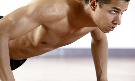 10 or 20 Boot-Camp Sessions from New You Fitness (Up to 71% Off)