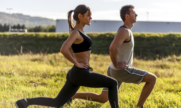 Fitness Battalion - Multiple Locations: 5 or 10 Outdoor Boot-Camp Classes at Fitness Battalion (Up to 74% Off)
