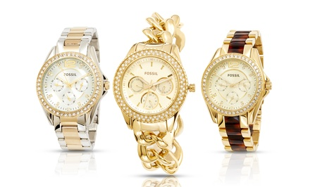 Men's and Women's Fossil Watches | Brought to You by ideel