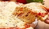 Mama Mia1 - Downtown: Carryout Pizza Meals at Mama Mia Pizza, Subs, & Wings (Up to 55% Off). Three Options Available.