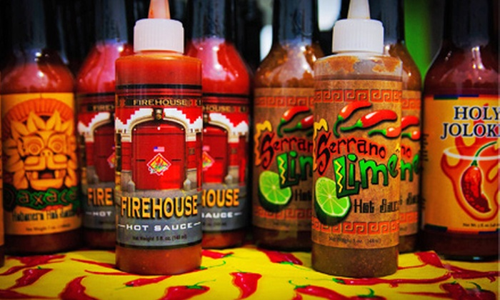 Houston Hot Sauce Festival - Stafford Centre: Admission for Two or Four to the Houston Hot Sauce Festival on September 21 or 22 (50% Off)
