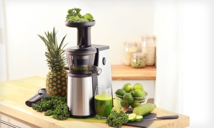 Dash Slow Squeeze Juicer - Dash Slow Squeeze Juicer Groupon